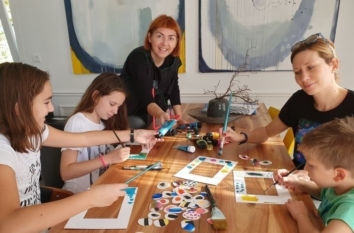 Unleash your inner artist during a workshop with Mirna Sišul: In Rijeka, Croatia (1)