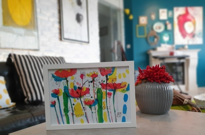 Surprise your loved one with the gift of art: In Rijeka, Croatia (1)