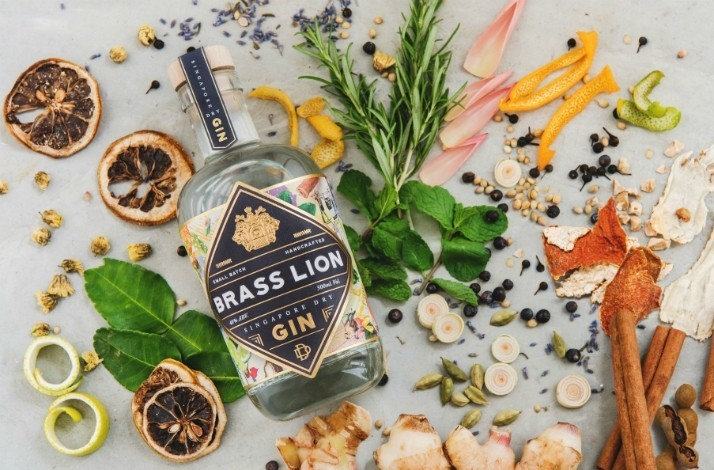Savour the flavours of handcrafted gin at Brass Lion Distillery: In Singapore, Singapore (1)