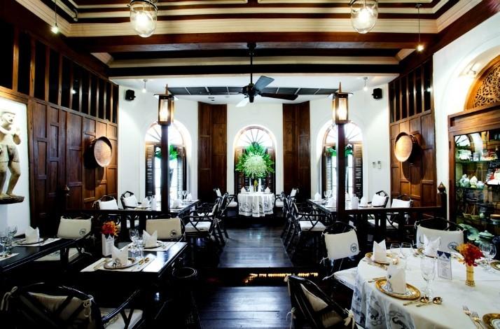 Dine like a Thai royal at Bangkok's elegant Blue Elephant: In Bangkok, Thailand (1)