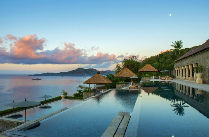 Stay three nights at the breathtaking Amankila: In Bali, Indonesia (1)