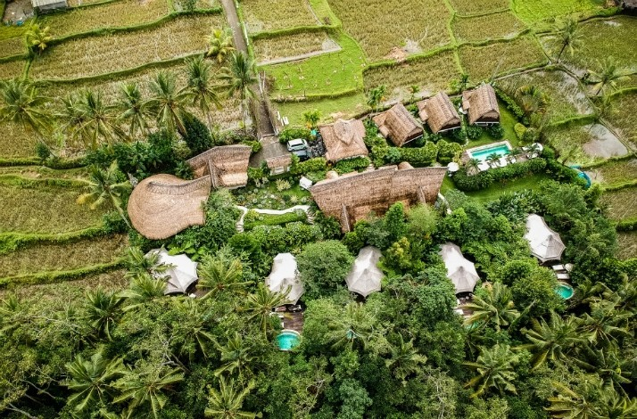 Indulge in three nights of glamping and food adventures in Bali: In Bali, Indonesia (1)
