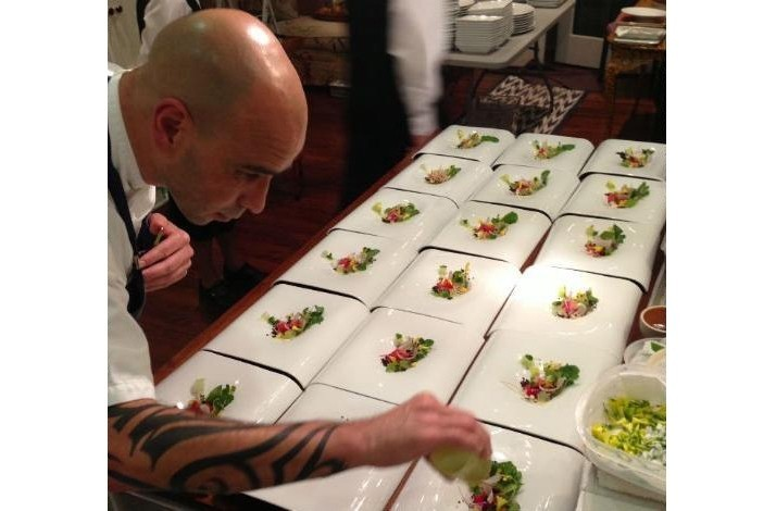 Private Meal at Your Residence: In San Francisco, California (1)