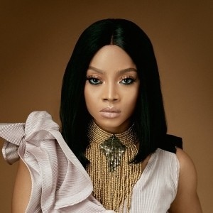 If we are not buddies, in the same circle or living together don't address me using 'dear'- Toke Makinwa || PEAKVIBEZ