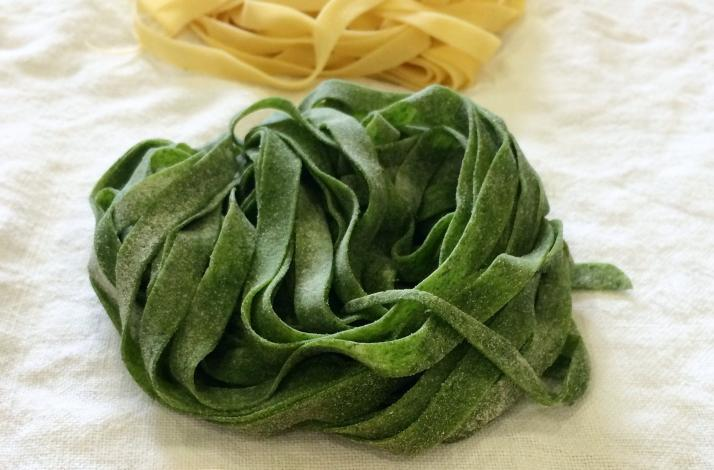 Authentic Italian Pasta Making Workshop with Expert Chef Deborah Dal Fovo: In Mill Valley, California