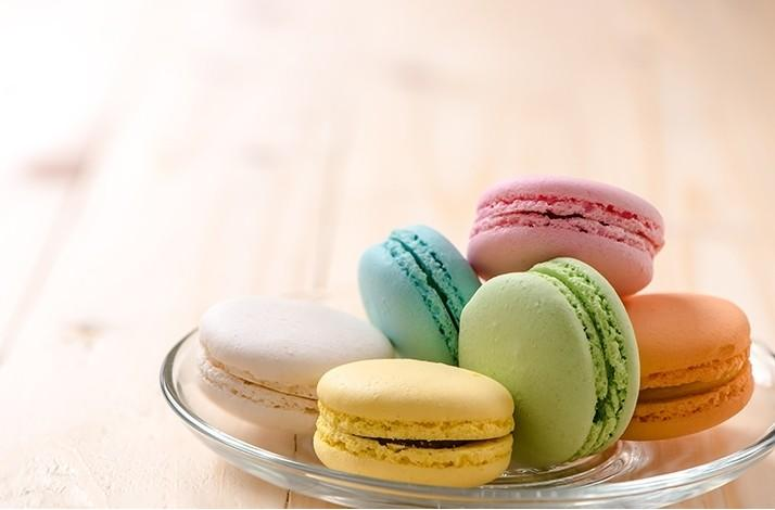 Master the Art of the Macaron with the Chef Owner of SF's DeLise Cafe: In San Francisco, California (1)
