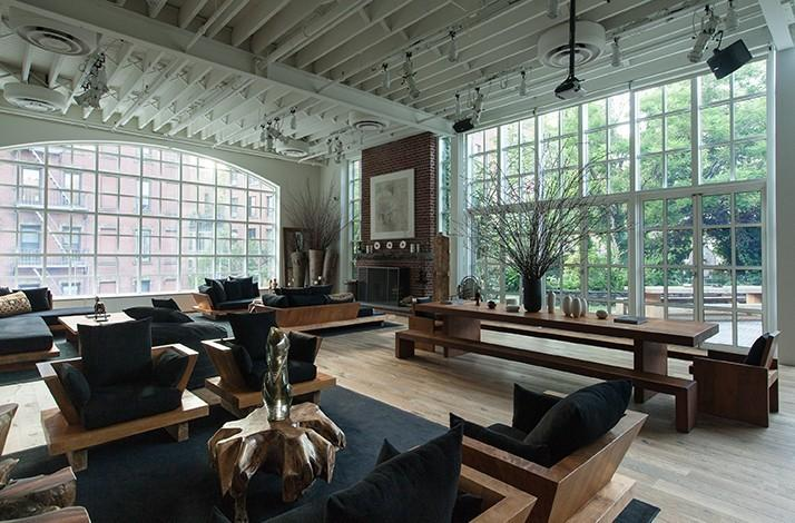 Private Restorative Session of Yoga and Reiki at Donna Karan's Urban Zen Studio: In New York, New York (1)