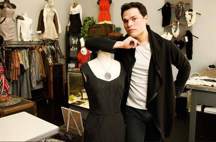 Private Fashion Design Lesson with Jarred Garza of Archetype Studio: In San Francisco, California (1)