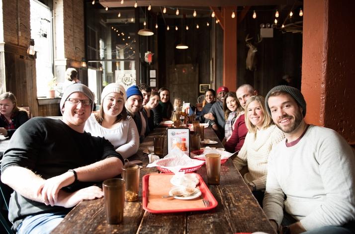 Sunday Funday A Boozy Brooklyn Tasting Tour: In Brooklyn, New York (1)
