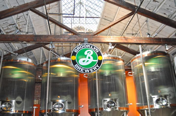 Brooklyn Breweries, Distilleries and Wineries: In Brooklyn, New York