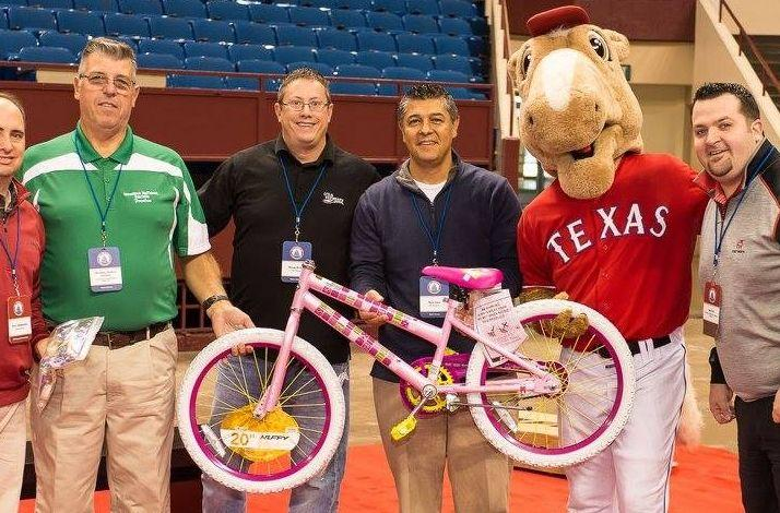 Charity Bike Build: In Boston, Massachusetts