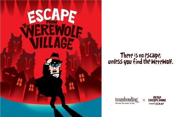 Escape from Werewolf Village: In Boston, Massachusetts
