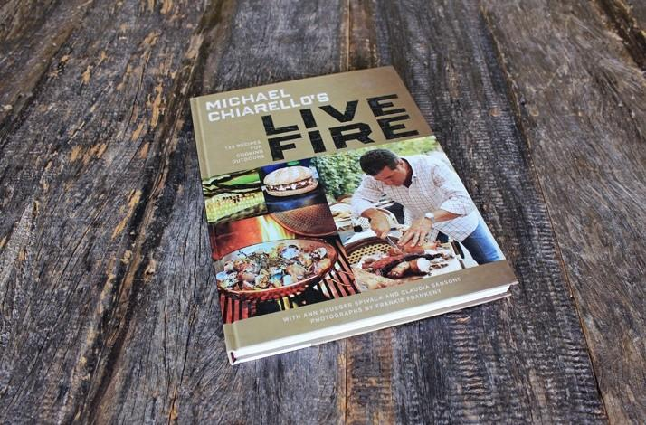 Hand-Signed Live Fire Cookbook (1)