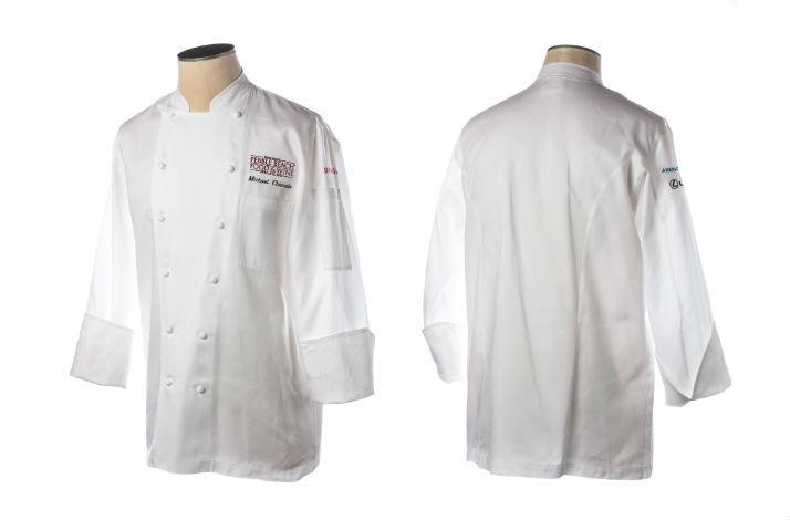 Hand-Signed Chef Jacket (1)