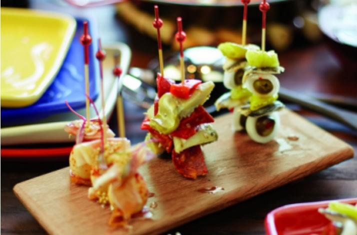 Chef's Tasting Menu and Guaranteed Table at Always Packed Tapas Restaurant Coqueta: In San Francisco, California (1)