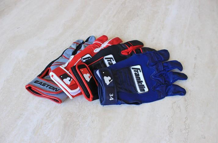 David Ortiz Game-Worn Batting Glove