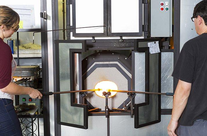 Private Glassblowing Class for Two: In Berkeley, California (1)