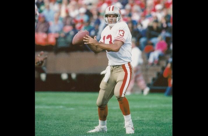 Film Study and Fieldwork with NFL Pro Bowl Quarterback Steve Bono: In Palo Alto, California