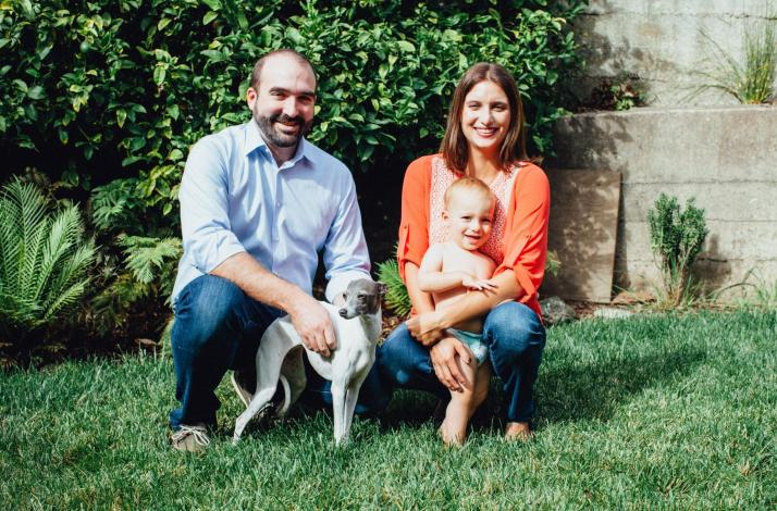 Family Photo Shoot with an Award-Winning Photographer: In Moss Beach, California (1)
