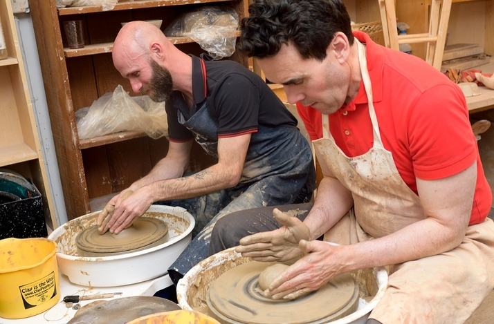 Make Your Own Ceramic Dish in this Hands-On Pottery Class: In San Francisco, California (1)