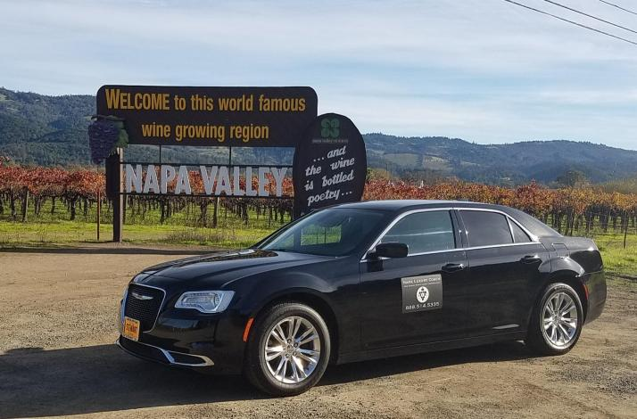 6hr - Private Napa Valley Wine Tour in a Sedan: In San Francisco, California (1)