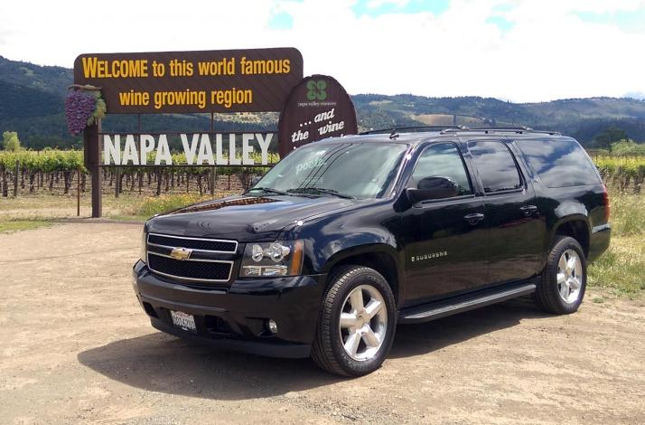 Six Hour Private Napa Valley Wine Tour in an SUV: In Point Reyes Station, California (1)