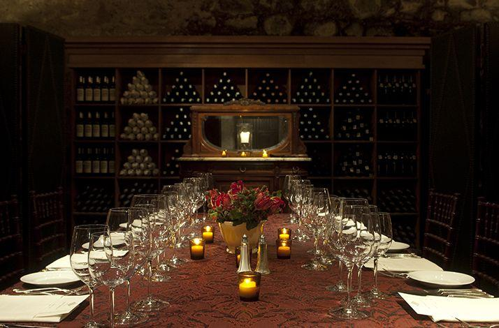 A Private Reception and Sumptuous Cellar Dinner hosted by an Advanced Sommelier: In Rutherford, California