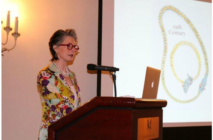 Fine Art Jewelry Lectures by an Esteemed Gemologist: In San Francisco, California (1)