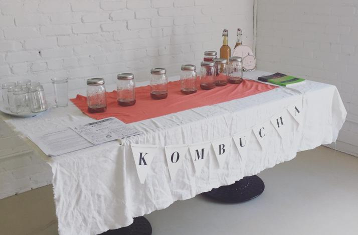 Kombucha Brewing Workshop: In Emeryville, California (1)