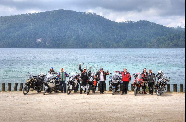 Four-Day Motorbike Tour of Baja California Led by a Professional Motorsport Champion