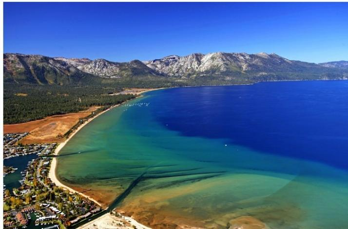 Lake Tahoe Helicopter Tour: In South Lake Tahoe, California