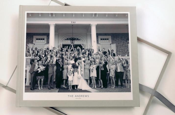Do It for You Wedding Photo Album Making Service