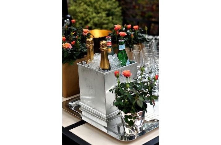 Champagne and Cocktail Reception at the Danko Residence: In San Francisco, California