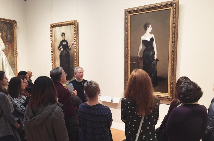 Fabulous Fashions Tour of the Metropolitan Museum: Private Tour: In New York, New York (1)