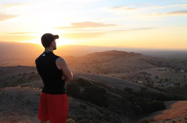 Exclusive Sunset Adventure Hike and Summit Workout Led by a Celebrity Personal Trainer: In San Jose, California