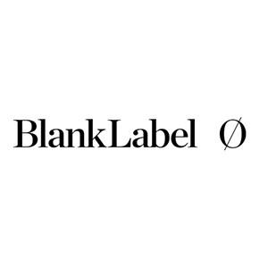 Responsive image Blank Label