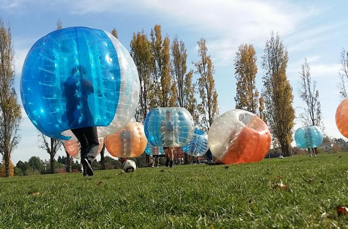 Ultimate Bubble Soccer Party for 10 or More: In San Francisco, California (1)