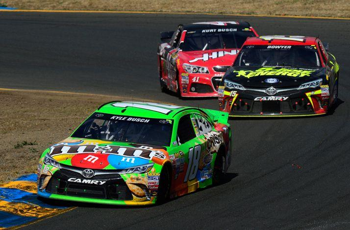 All-Access Passes to the Toyota/Save Mart 350: Tickets, Garage & Pit Access, and Ride with a Driver: In Sonoma