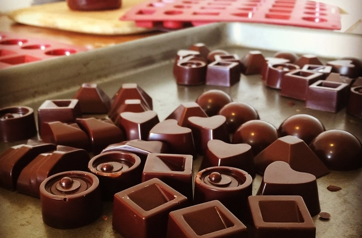 Handmade Chocolate Making Lesson for Your Group in the San Francisco Bay Area : In Berkeley, California (1)