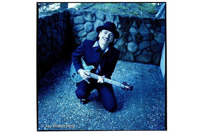 Carlos Santana 2: Limited Edition Print by Jay Blakesberg (1)
