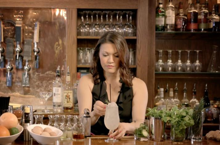 Private Cocktail Class with Mixologist and Founder of Swig  Swallow April Wachtel: In Brooklyn, New York (1)