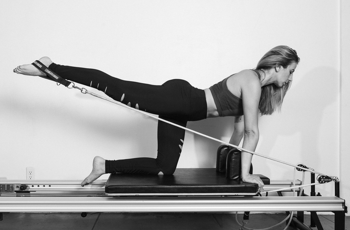 Duet Pilates Session at Starr Pilates : In Los Angeles, California (1)