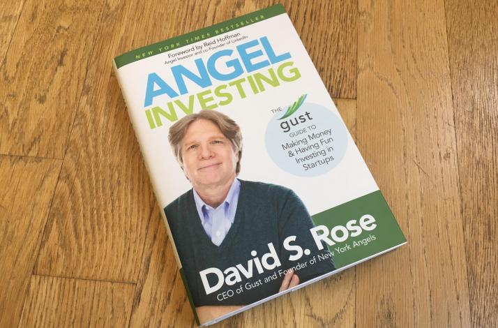 Hand-signed copy of Angel Investing (1)