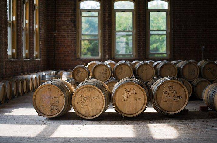 Tour and Flight of 5 Whiskeys at an Award-Winning Craft Distillery: In Brooklyn, New York (1)