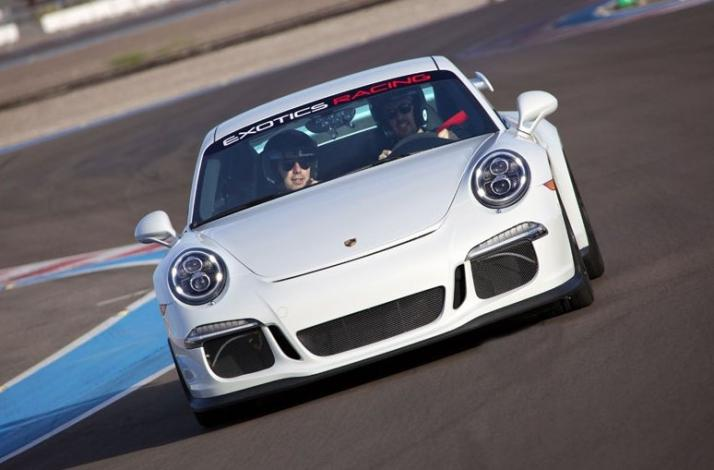 High Performance Racing Package with Exotics Racing: In Fontana, California (1)