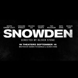 Snowden - Film and Television