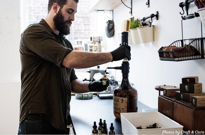 Create Your Own Beard or Shave Oil with Brothers Artisan Oil: In Boston, Massachusetts (1)