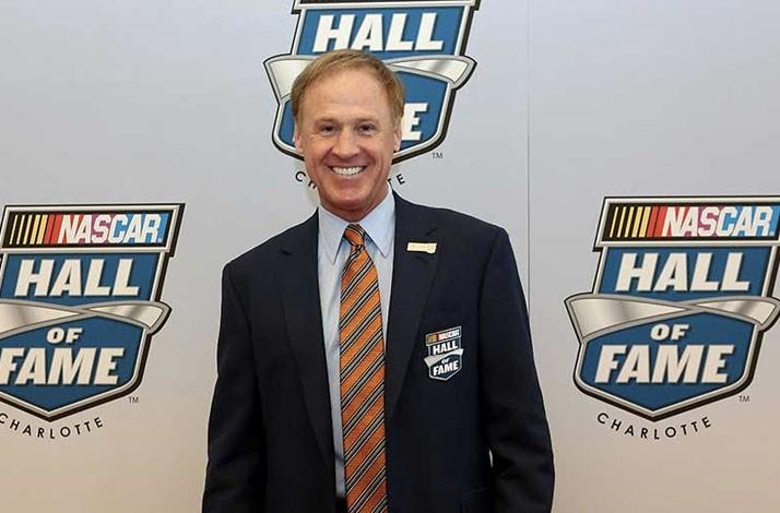 NASCAR Hall of Fame Tour Led by an Inductee: In Charlotte, North Carolina (1)