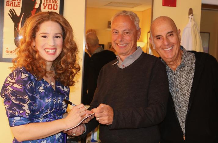 Meet-and-Greet VIP Package to Beautiful - the Carole King Musical on Broadway: In New York, New York (1)