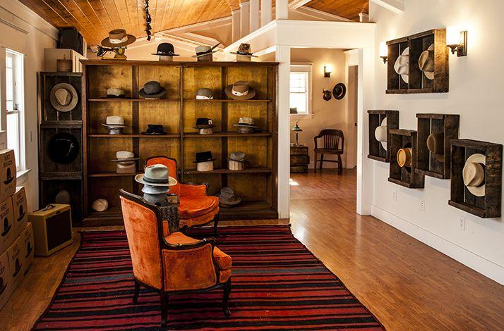 Tour of Nick Fouquet's Private Hat Atelier in Venice: In Los Angeles County, California